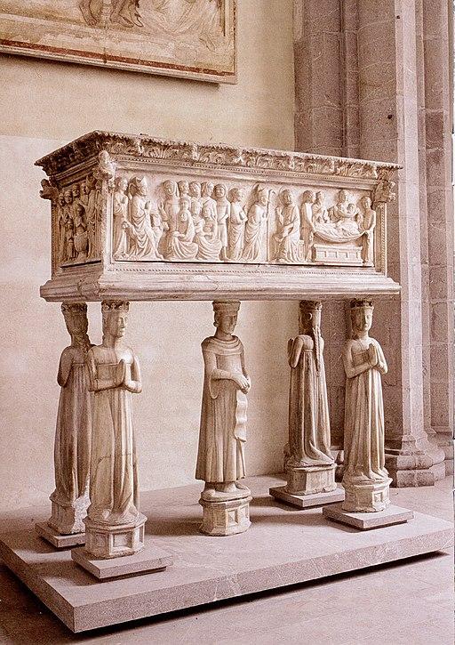 Duomo Udine - Arca Beato Bertrando