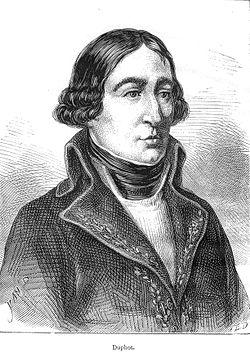 Portrait du général Duphot par Yan' Dargent