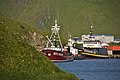 Dutch Harbor Pollock Fishing Vessels (4833684520).jpg