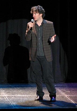 Dylan Moran - Moran in April 2006