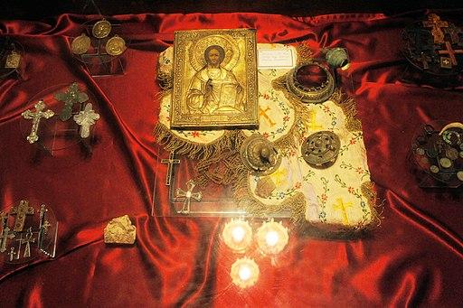Eкспонати од Музејот на Марков Манастир (Скопје)