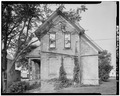 EAST REAR - Wesley Methodist Church, Parsonage, 207 North Fifth Street, Watertown, Jefferson County, WI HABS WIS,28-WATO,3-3.tif