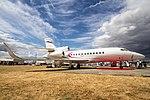 EGLF - Dassault Falcon 900LX - F-HDOR (43475777451).jpg
