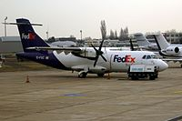 EI-FXC - AT43 - ASL Airlines Ireland