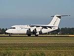 EI-RJI Cityjet British Aerospace Avro RJ85 cnE2346 takeoff from Schiphol (AMS - EHAM), The Netherlands pic1.JPG