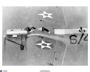 Martin MO - Martin MO-1 at Langley