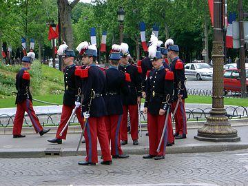 ESM St Cyr cadets DSC03305