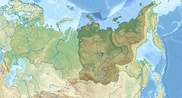 East Siberia relief location map.jpg