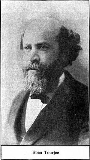 New England Conservatory of Music - Eben Tourjée