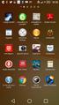 Ecran d'applications Xperia Z1 Androïd 4.4.png