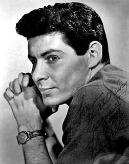 Eddie Fisher (singer) American entertainer and singer