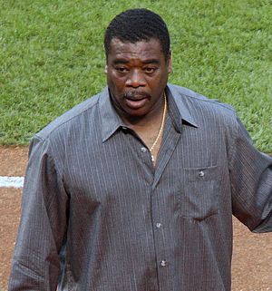 Eddie Murray - Eddie Murray in 2007
