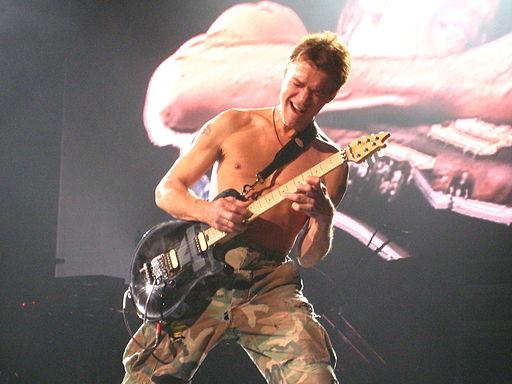 Eddie Van Halen 2007-11-10