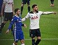 Eden Hazard and Kyle Walker 20161126.jpg