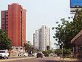 Edificios en la Avenida El Milagro, Maracaibo, Venezuela 03.jpg
