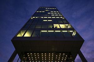 Edipresse - The Edipresse building in Lausanne