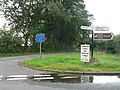 Edmondsham, Pinnocks Moor junction - geograph.org.uk - 953608.jpg