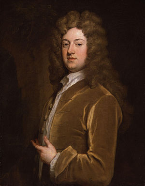 Edmund Dunch (Whig) - Portrait of Edmund Dunch by Godfrey Kneller