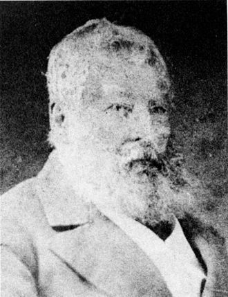 Edward Snell (engineer) - Edward Snell in his later years