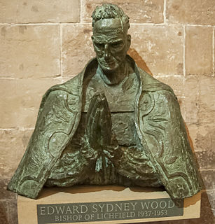 Edward Woods (bishop) British Anglican bishop