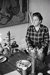 Eeva-Liisa Manner Finnish writer