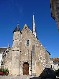Eglise de Souvigné (Indre et Loire).JPG