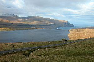 Lake Eiði - Lake Eiði