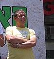 Eitan Cabel - Gay Pride Tel Aviv 06-2007 איתן כבל במצעד הגאווה תל אביב.JPG
