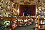 El Ateneo Grand Splendid Bookshop, Recoleta, Buenos Aires, Argentina, 28th. Dec. 2010 - Flickr - PhillipC.jpg