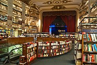 El Ateneo Grand Splendid Bookshop, Recoleta, Buenos Aires, Argentina, 28th. Dec. 2010 - Flickr - PhillipC