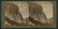 El Capitan,(3300 ft. high), most imposing of granite cliffs, east to Half Dome, Yosemite Valley, Cal, by Underwood & Underwood.png