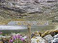 El Suero Lagoon, Sierra Nevada.JPG