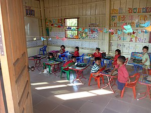 Koh Rong - Image: Elementary school Koh Rong