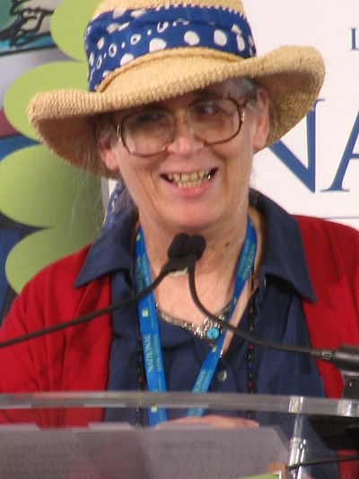 Picture of an author: Elizabeth Moon