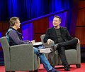 Elon Musk and Chris Anderson at TED 2017 (33486317634).jpg
