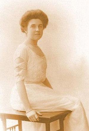 Elsie Bowerman - Elsie Bowerman (c. 1910)