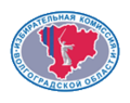 Emblem of Election Commission of Volgograd region.png