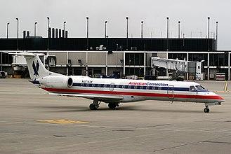 AmericanConnection - AmericanConnection Embraer ERJ-140 operated by Chautauqua