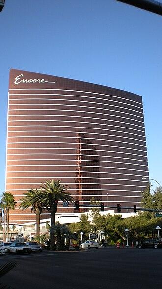 Wynn Resorts - Image: Encore LV