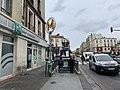 Entrée Station Métro Aubervilliers Pantin Quatre Chemins Aubervilliers 1.jpg