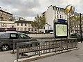 Entrée Station Métro Marcel Sembat Boulogne Billancourt 7.jpg
