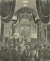 Entrega da Rosa de Ouro por Monsenhor Jacobini à Rainha D. Amélia - O Occidente (11Jul1892).png