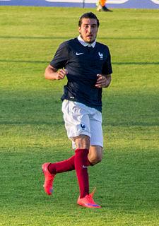 Enzo Crivelli Footballer