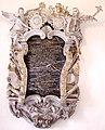 Epitaph of Eleonora Charlotte von Bettendorf - Providenzkirche - Heidelberg - Germany 2017.jpg