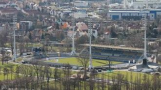 Ernst-Abbe-Sportfeld - Image: Ernst Abbe Sportfeld