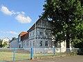 Eschweger TSV 1848 e.V. - Jahnturnhalle von 1913 (Ansicht vom Stadtgraben)- Am Stadtgraben - panoramio.jpg
