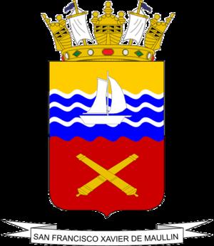 Maullín - Image: Escudo Maullin