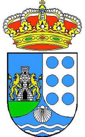 Province of Lugo - Image: Escudo Sarria