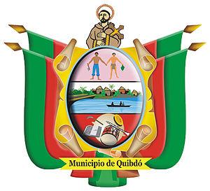 Quibdó - Image: Escudo de quibdo