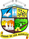 Coat of Arms of Ahuachapán Department